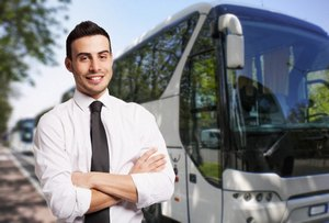 Аренда автобуса с водителем
