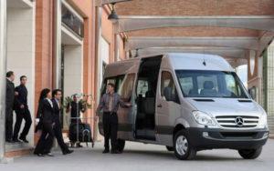 Автобус для сотрудников