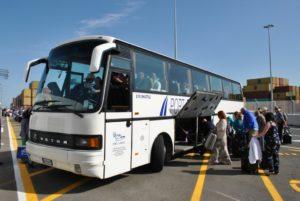 Междугородные автобусные перевозки